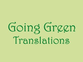 Going Green Translations