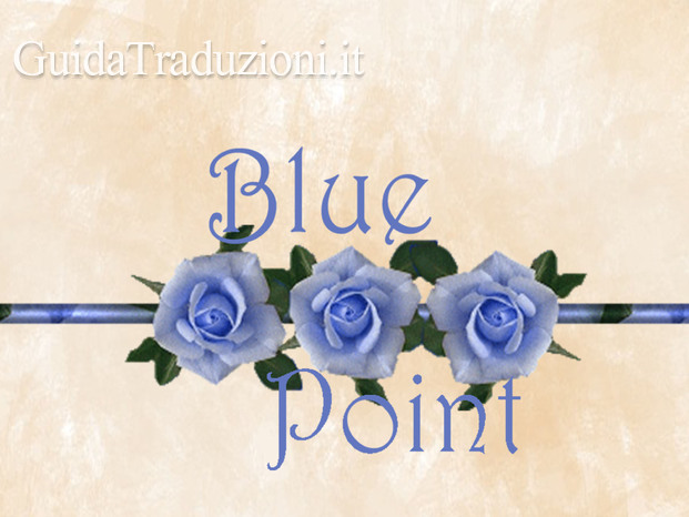 Blue Point Cuneo