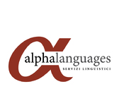 Logo ALPHA LANGUAGES