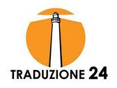 Logo TRADUZIONE24 - EXPERT FOR LAW AND LANGUAGES