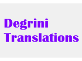 Degrini Translations