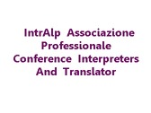 Intralp Associazione Professionale - Conference Interpreters Translators
